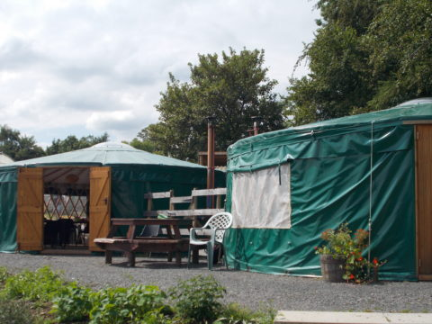 Yurts To Hire